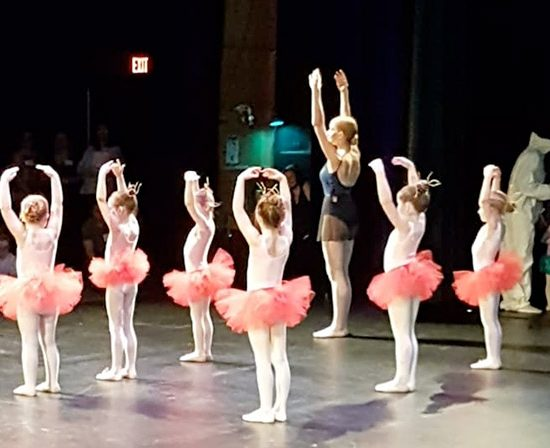East Coast Dance Academy Ballet Recital
