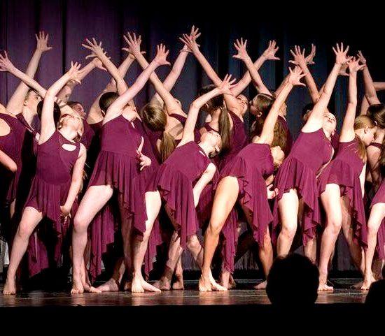 East Coast Dance Academy Dancers