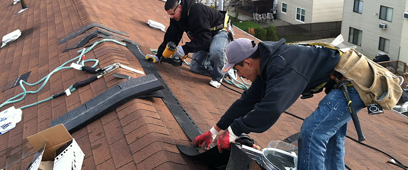 Four Seasons Roofing Limited Intstallations