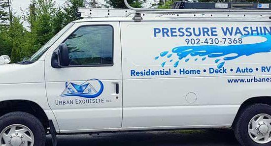 Urban Exquisite Inc. Van