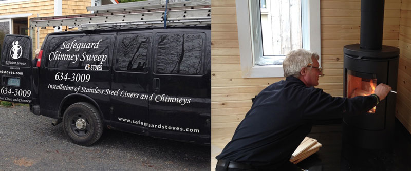 Safeguard Chimney Sweep & Stove