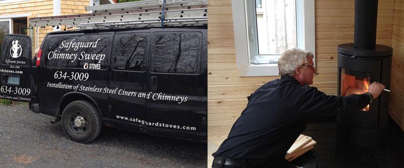 Safeguard Chimney Sweep & Stove