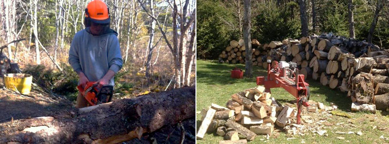 Hunsley & Associates Landscaping and Property Services - Tree Services