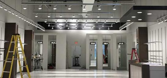 Vision Electric Ltd Commercial Lighting